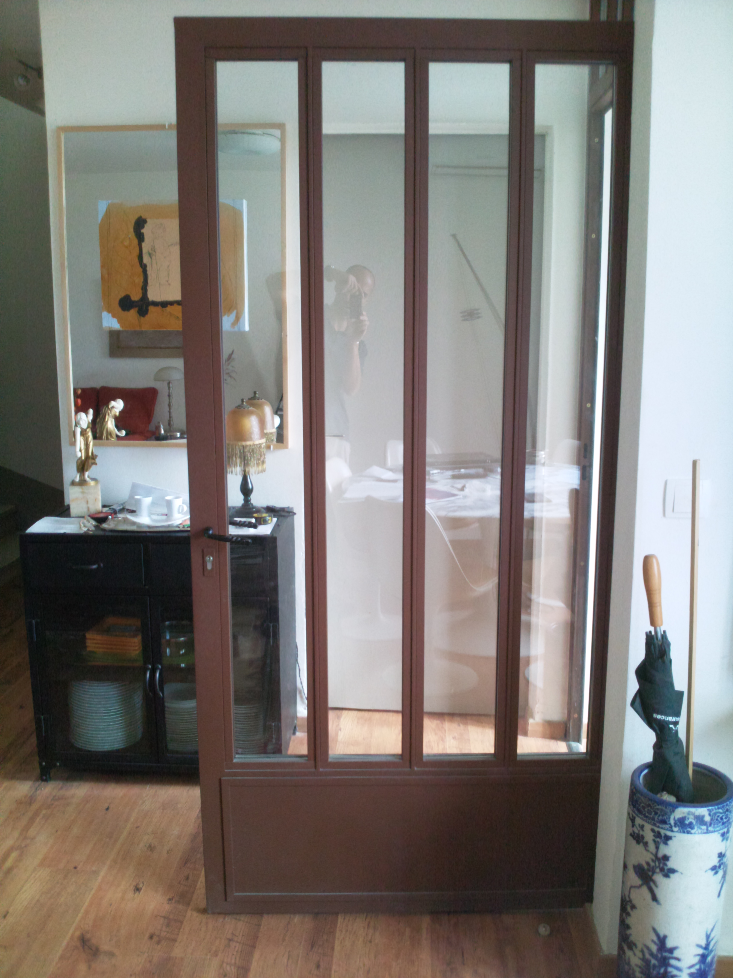 Portes safm localicsol for Porte accordeon bois interieur
